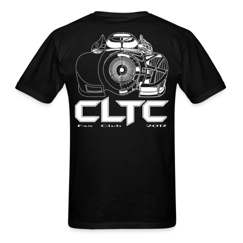White CLTC Club SW Back - Men's T-Shirt