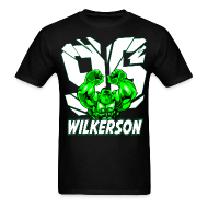T-Shirts ~ Men's T-Shirt ~ Wilkerson Hulk Mens T Shirt