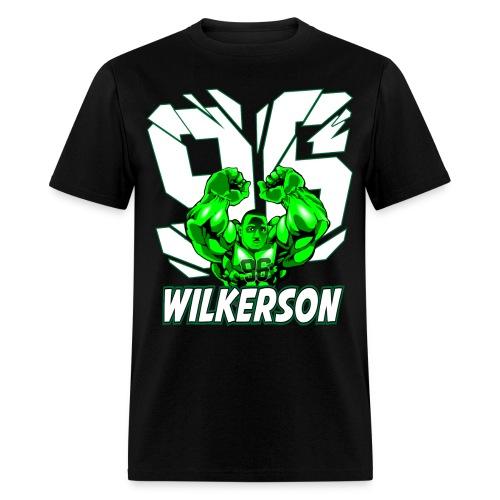 Wilkerson Hulk Mens T Shirt - Men's T-Shirt
