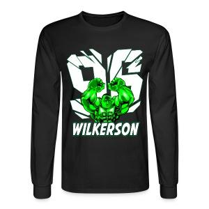 Wilkerson Hulk Mens Long Sleeve T Shirt - Men's Long Sleeve T-Shirt