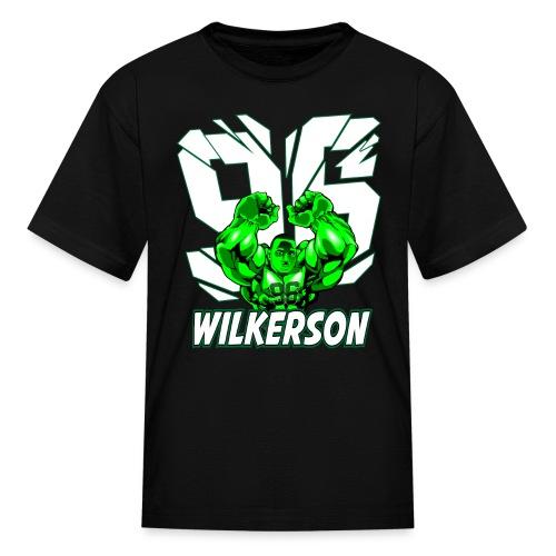 Wilkerson Hulk Kids T Shirt - Kids' T-Shirt