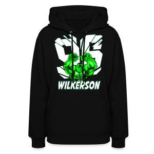 Wilkerson Hulk Womens Hoodie - Women's Hoodie
