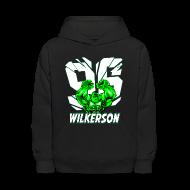 Sweatshirts ~ Kids' Hoodie ~ Wilkerson Hulk Kids Hoodie