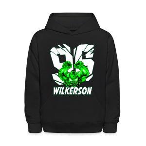 Wilkerson Hulk Kids Hoodie - Kids' Hoodie