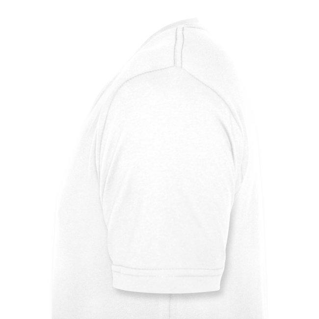 AmateurLogic V-Neck T-Shirt (Black Logo)