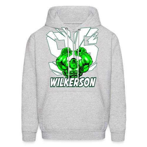 Wilkerson Mens Hulk Hoodie - Men's Hoodie