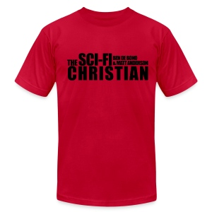 SFC Logo Shirt - Men's T-Shirt by American Apparel