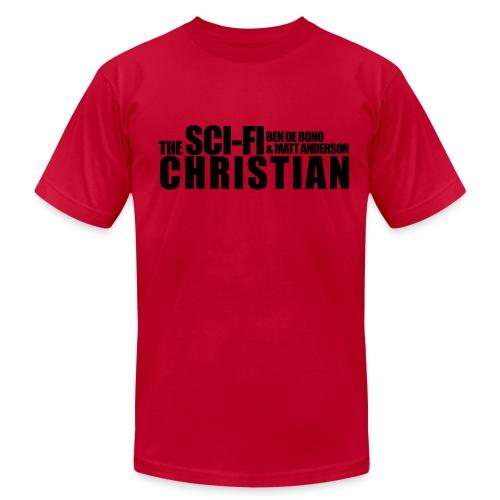 SFC Logo Shirt - Men's Fine Jersey T-Shirt