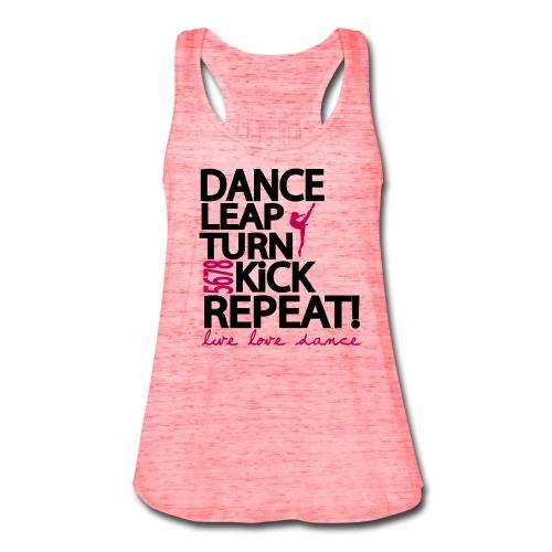 Dance Tank - Women's Flowy Tank Top by Bella