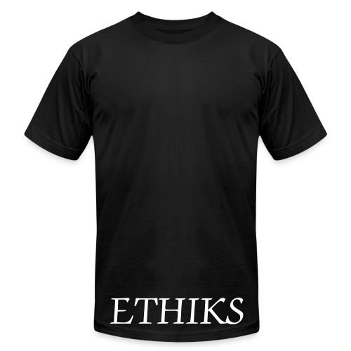 LONG ETHIKS TEE - Men's Fine Jersey T-Shirt
