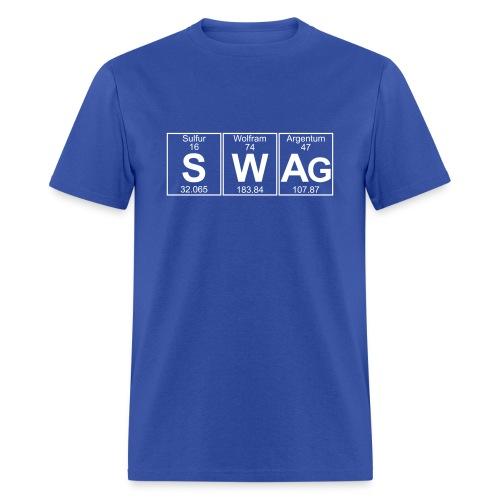 S-W-Ag (swag) - Men's T-Shirt