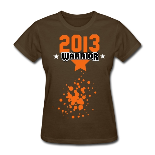 2013 Warrior - Women's T-Shirt