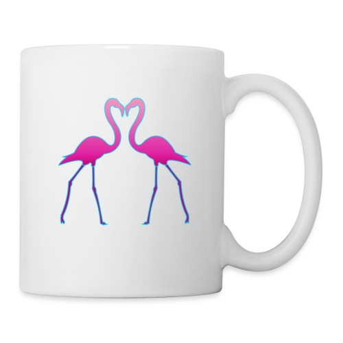 Flamingo in Love - Coffee/Tea Mug