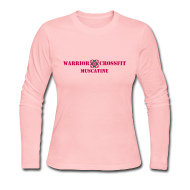 Long Sleeve Shirts ~ Women's Long Sleeve Jersey T-Shirt ~ Women's Long-Sleeve Tee