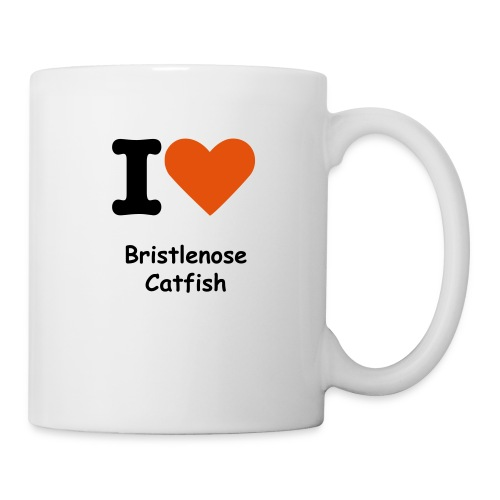 I Lover Bristlenose Catfish - Coffee/Tea Mug
