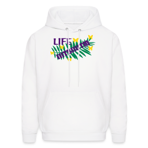 If it is to be it is up to me - Men's Hoodie