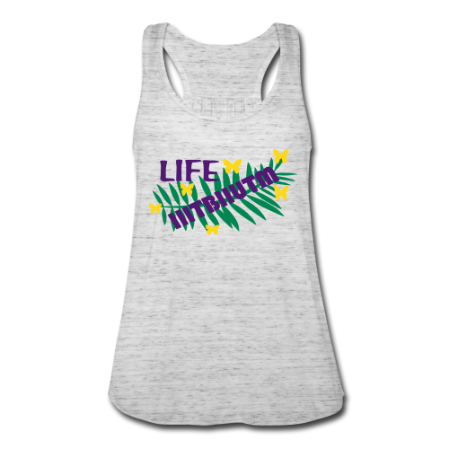 If it is to be it is up to me - Women's Flowy Tank Top by Bella
