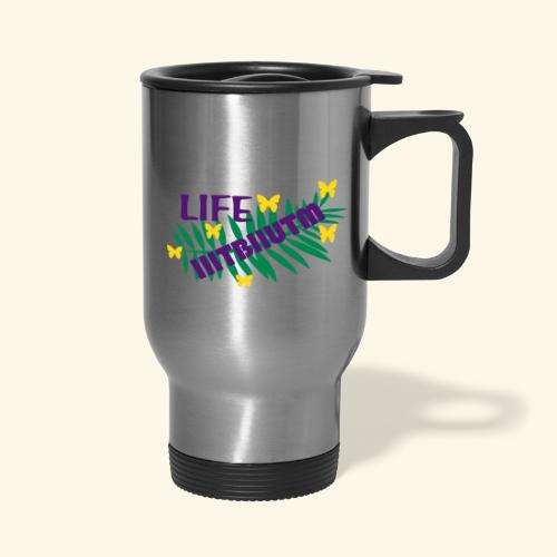 If it is to be it is up to me - Travel Mug