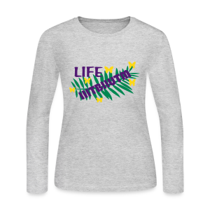 If it is to be it is up to me - Women's Long Sleeve Jersey T-Shirt