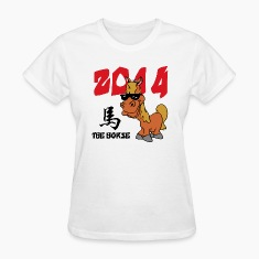 Funny Year of The Horse 2014 T-Shirt
