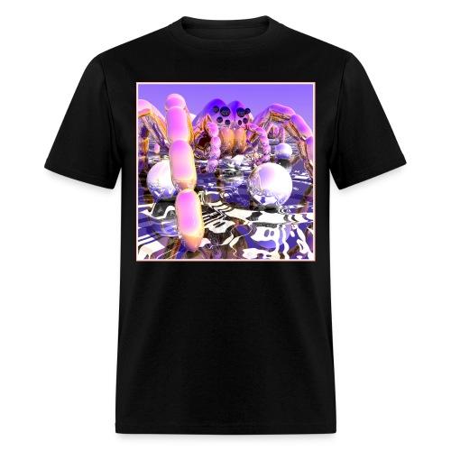 Golden Tarantula 1 - Men's T-Shirt