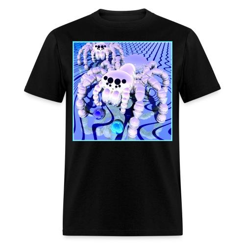 Silver Spider 7 - Men's T-Shirt