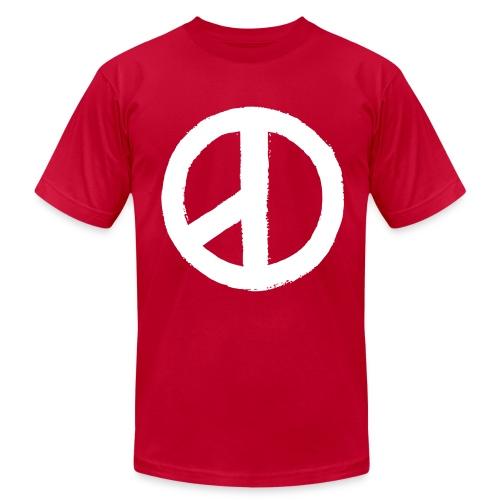 Coup D'Etat-Single sided - Men's Fine Jersey T-Shirt