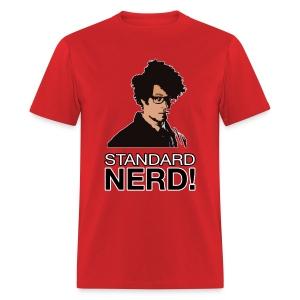 MOSS - STANDARD NERD! - Men's T-Shirt