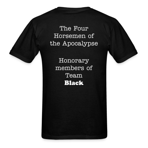 Four Horsemen - Men's T-Shirt
