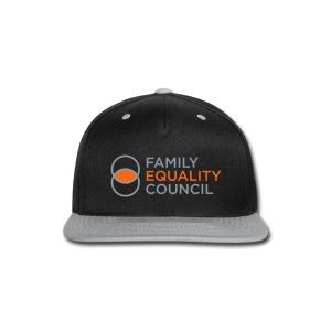 Family Equality Council Official Snapback - Snap-back Baseball Cap