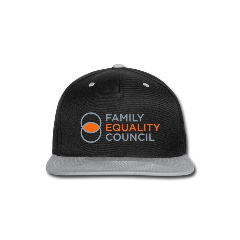 Family Equality Council Official Snapback - Snap-back Baseball Cap
