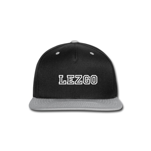 LezGo Lidz - Snap-back Baseball Cap