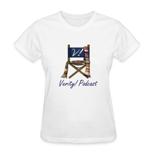 Verity! Podcast Women's Standard Weight T-Shirt - Women's T-Shirt