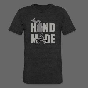 Hand Made - Unisex Tri-Blend T-Shirt