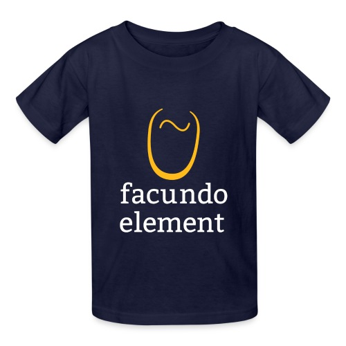 Kid's Facundo Element T Shirt - Kids' T-Shirt
