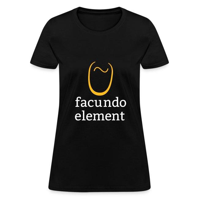 Women's Standard Facundo Element Shirt