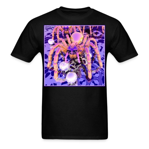 Golden Tarantula 2 - Men's T-Shirt