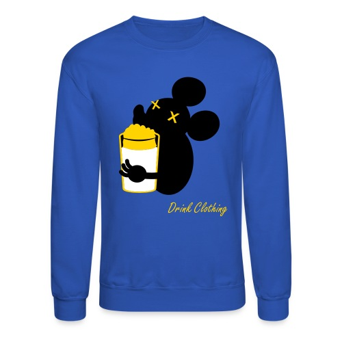 Drunken Mouse - Crewneck Sweatshirt