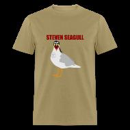 T-Shirts ~ Men's T-Shirt ~ Steven Seagull