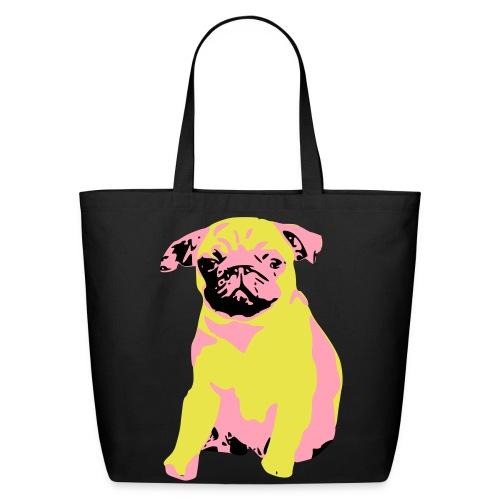 puppy bag - Eco-Friendly Cotton Tote