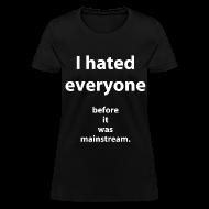 T-Shirts ~ Women's T-Shirt ~ Article 13513673