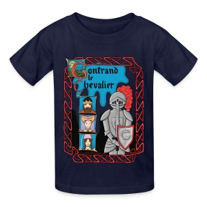 T-shirt pour enfants Gontrand le Chevalier - T-shirt classique pour enfants