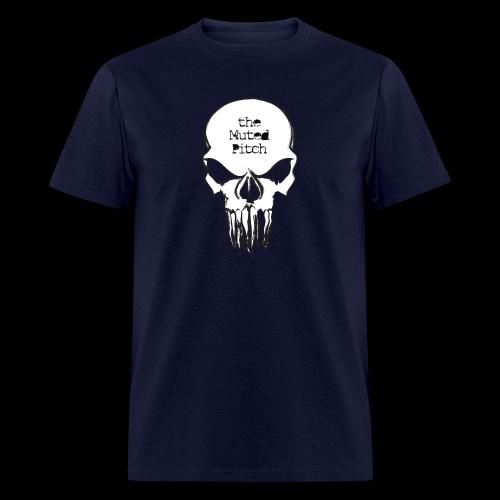 tMP Sketched Skull - Men's T-Shirt