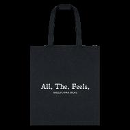 Bags & backpacks ~ Tote Bag ~ All The Feels Dark Tote