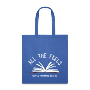 Feels On The Page Tote - Tote Bag