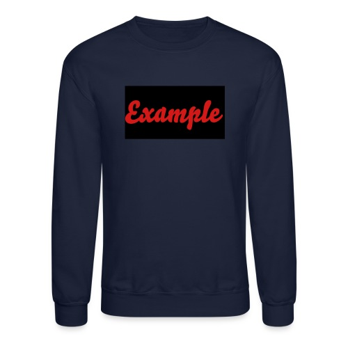 Obey the Example - Crewneck Sweatshirt
