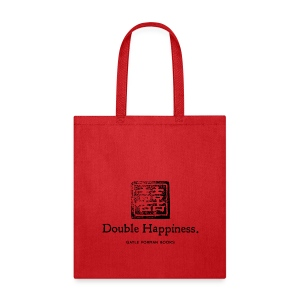 Double Happiness Tote Light - Tote Bag