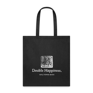Double Happiness Tote Dark - Tote Bag