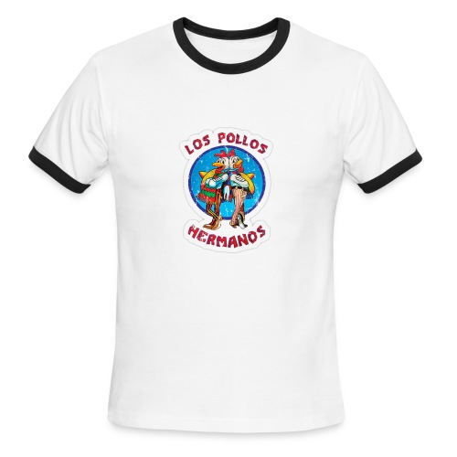 Los Pollos Hermanos - Men's Ringer T-Shirt
