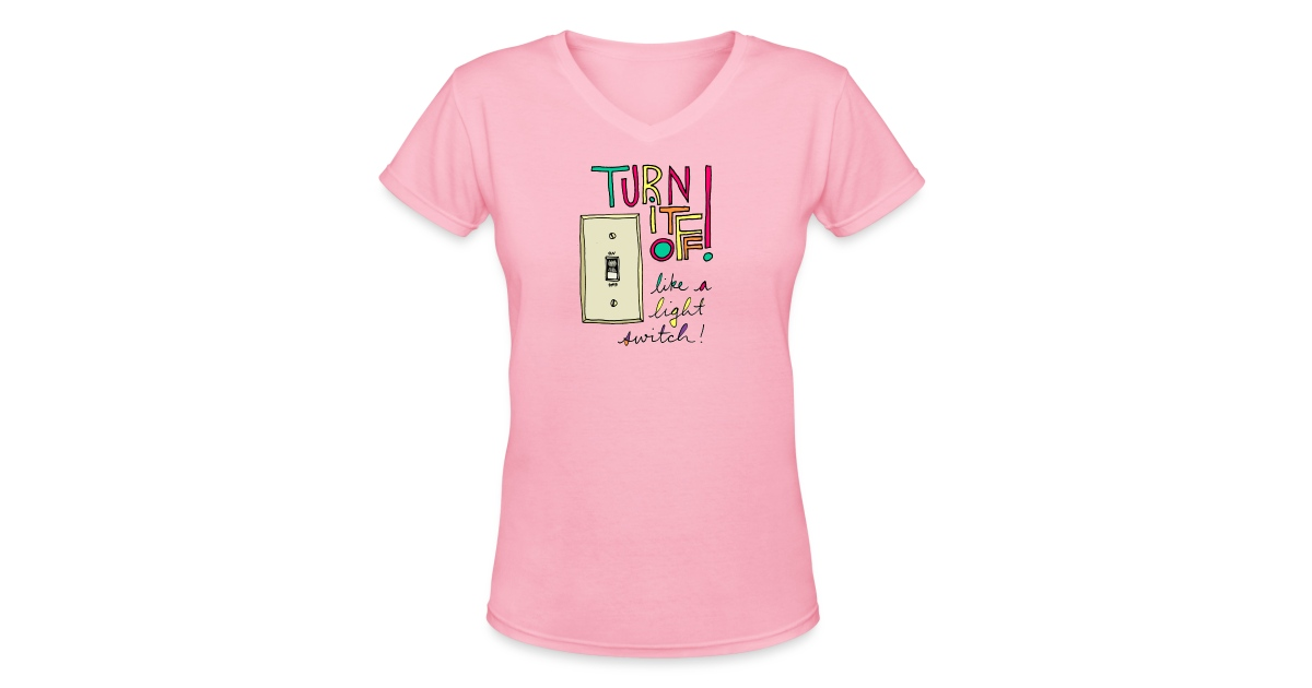 74b4e1ef Lets show our love of things with pretty T-shirts! | Turn it Off ...